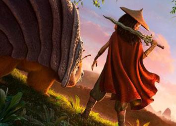 Рая и последний дракон - у Disney + есть еще один привлекательный лучший фильм