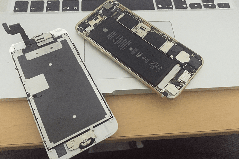 iphone shutdown with battery remaining