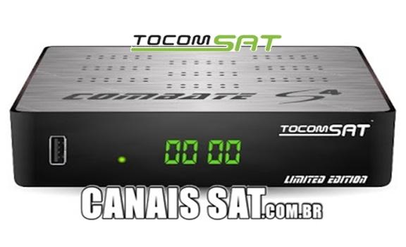 Tocomsat Combate S4 Atualização DRMCAM V2.008 - 28/12/2020