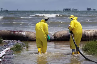 What you need to know about oil spills?