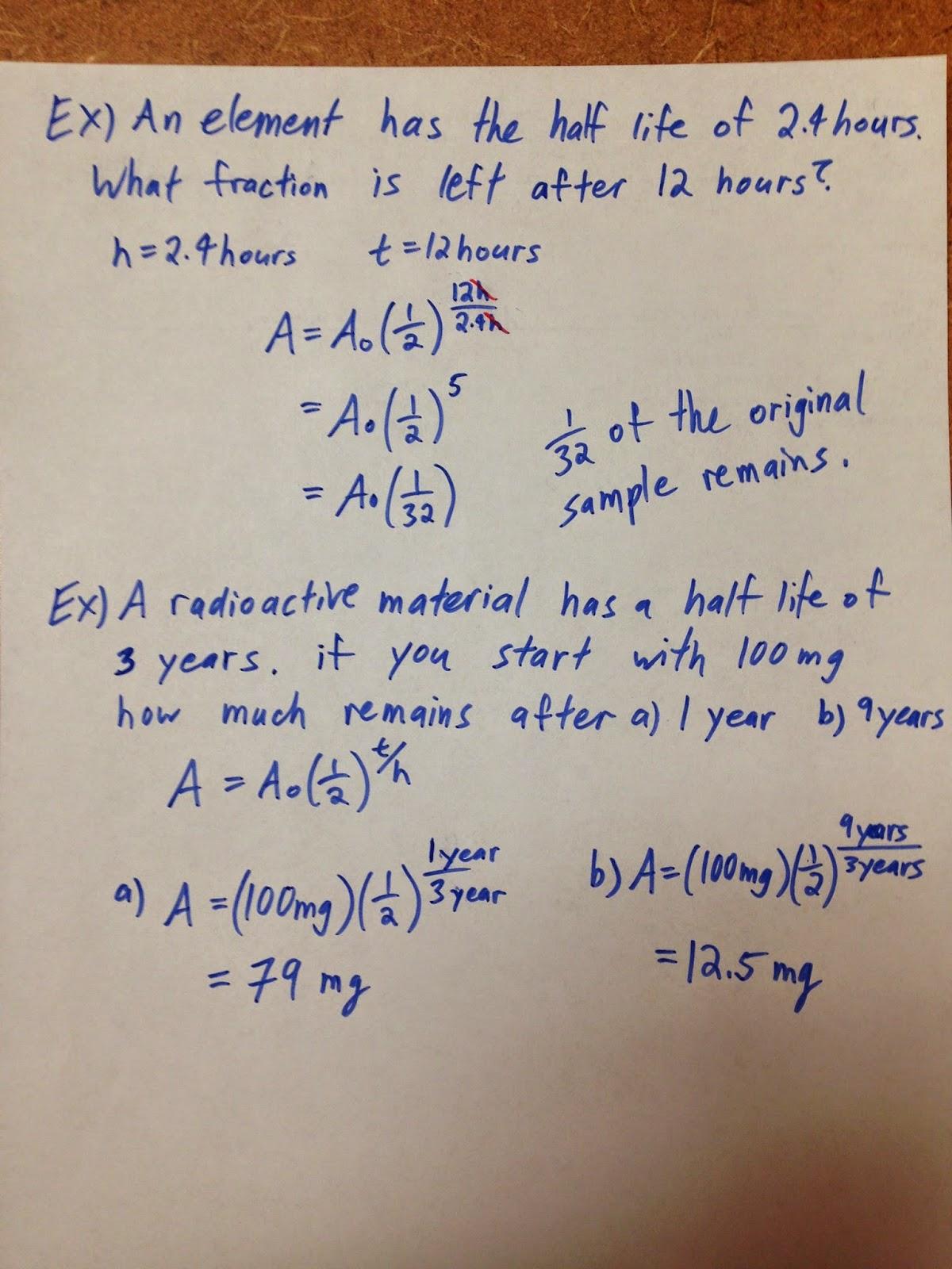 Grade 11 Physics Nov 21 Halflife And Fission