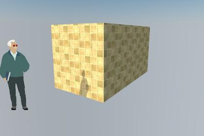Cara Membuat Tembok di Aplikasi Sketchup Paling Mudah