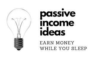 passive income ideas earn money while you sleep