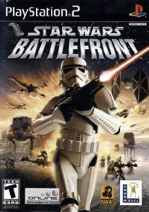 STAR WARS BATTLEFRONT PS2 BAIXAR
