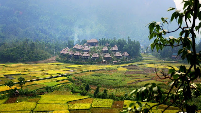 The Ideal Destination in Northern Vietnam on The Weekends 2