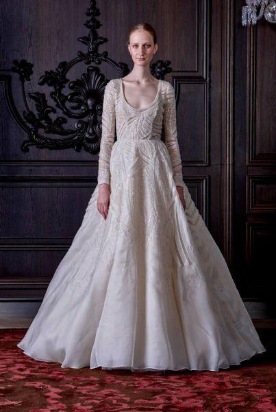 Hermoso vestidos de novias | Colección Manga larga