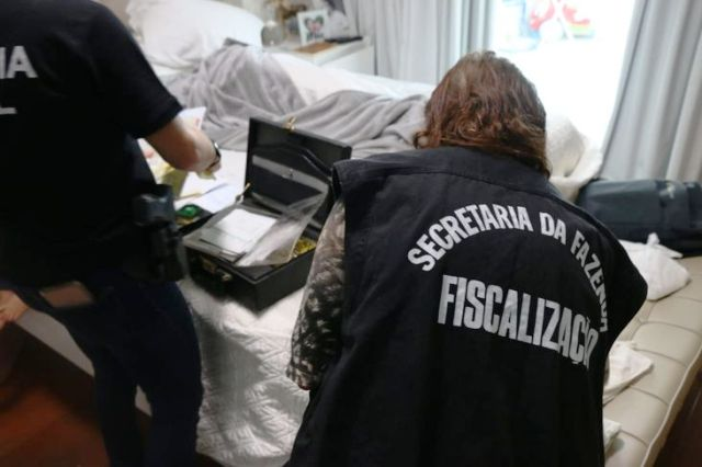 Esquema de sonegação de R$ 25 milhões é desarticulado pela operação Pé de Coelho