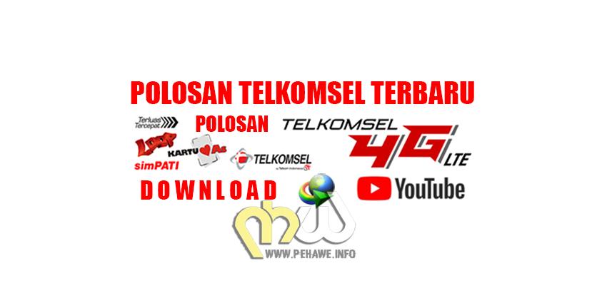 Trik Polosan Telkomsel November 2017