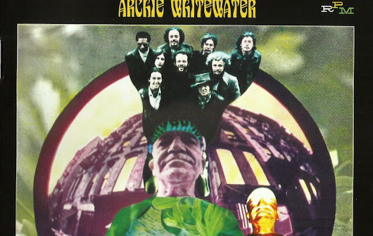 Archie Whitewater - Archie Whitewater 1970