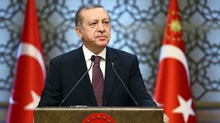 عاجل..ملخص بيان أردوغان اليوم