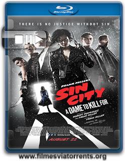 Sin City 2: A Dama Fatal Torrent - BluRay Rip 720p e 1080p Legendado (2014)