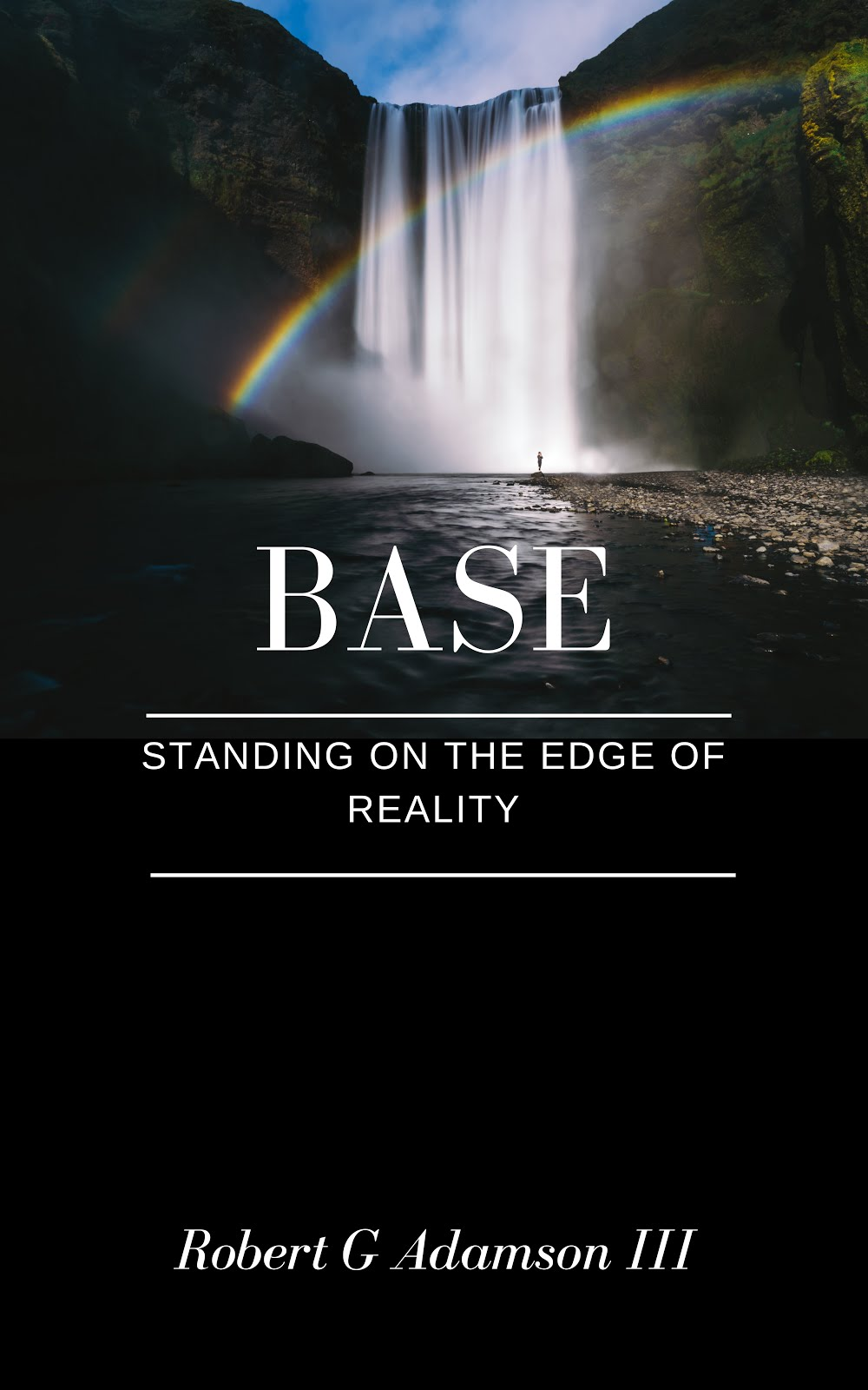 Stride through the Gateless Barrier beyond #BaseReality