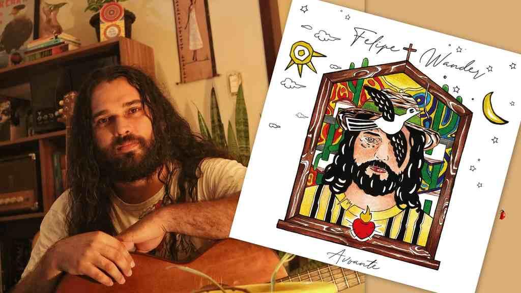 O cantor e compositor Felipe Wander acaba de lançar o single Avoante. A faixa retrata a busca pelo autoconhecimento em meio à correlação entre a liberdade e a ancestralidade.