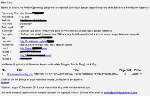 Cara Bid Paid Review Indonesia