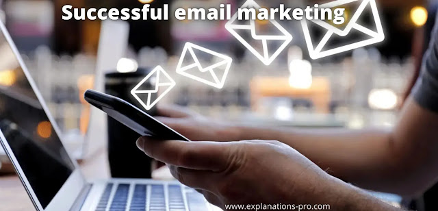 Successful email marketing.. Practical tips