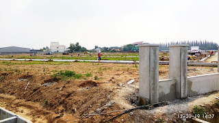 Site Plan Graha Mirai Cikarang at Delta Mas