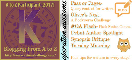 #AtoZchallenge 2017 Operation Awesome ~ Key Steps to Writing Your Online Book Description ~ Guest post by Michele Keller