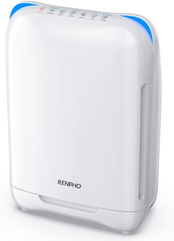 True HEPA air purifier for home large room 40%OFF