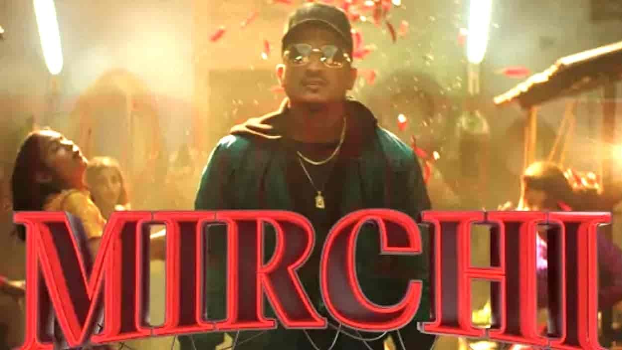 Mirchi Rap Song Image Features Divine, MC Altaf, Phenom and Stylo G