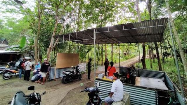 Pengumandang Azan Sesak Napas, Satu RT di Anjir Kulon Progo Isolasi Mandiri
