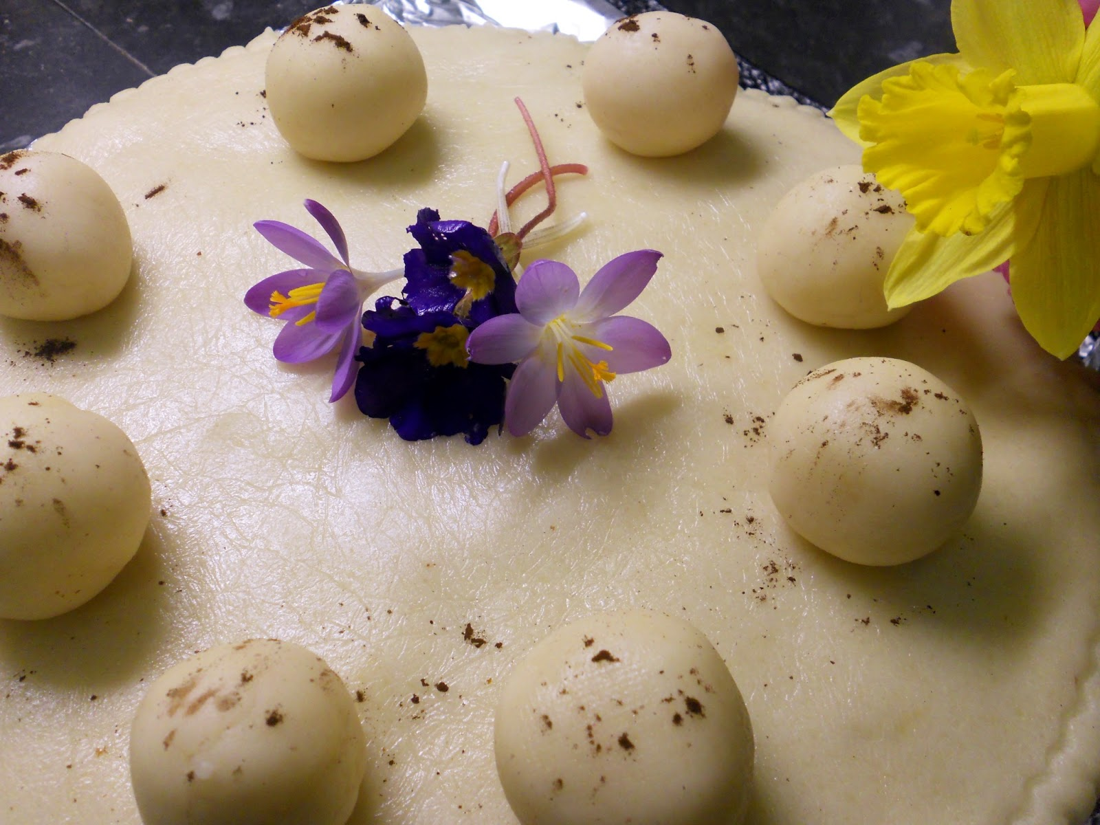 Wheat Free Simnel Cake Recipe