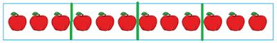 kumpulan buah apel dibagi 4 www.simplenews.me