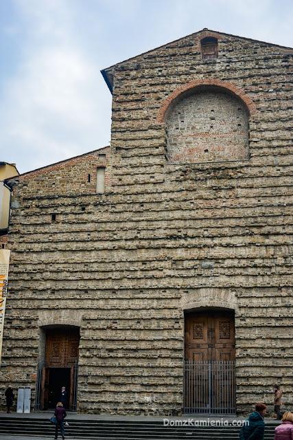 San Lorenzo we Florencji fasada