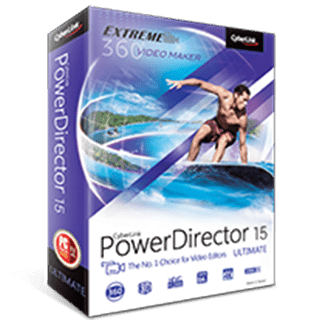 CyberLink PowerDirector Ultimate Suite 15 Serial