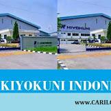 CARILOKER.ORG Paling Terbaru Lowongan SMA/ SMK Operator Produksi PT. KIYOKUNI INDONESIA Jawa Barat