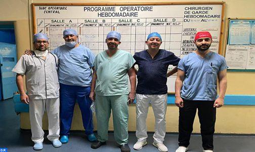 بني ملال: فريق طبي ينجح في تركيب مثانة اصطناعية لستيني
