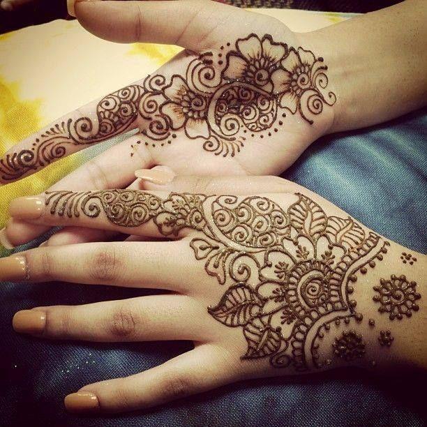 Endearing Arabic designs