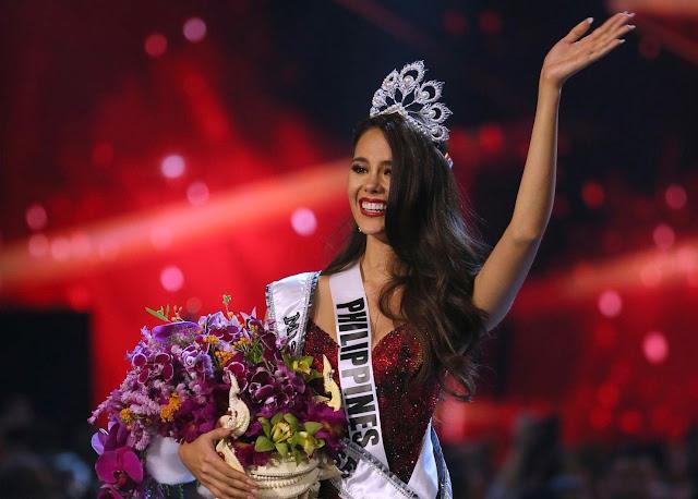 Catriona Gray Won Miss Universe 2018 in Bangkok