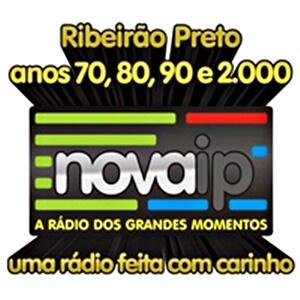 Ouvir agora Rádio Nova IP - Web rádio - Ribeirão Preto / SP