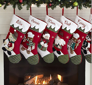 """19"""" Personalized Stockings (10 Fun Characters To Pick From!) = $15.16 w/ FREE Pick-Up @ Walmart!"""
