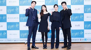 "Korean Drama Series ""Start-Up"""