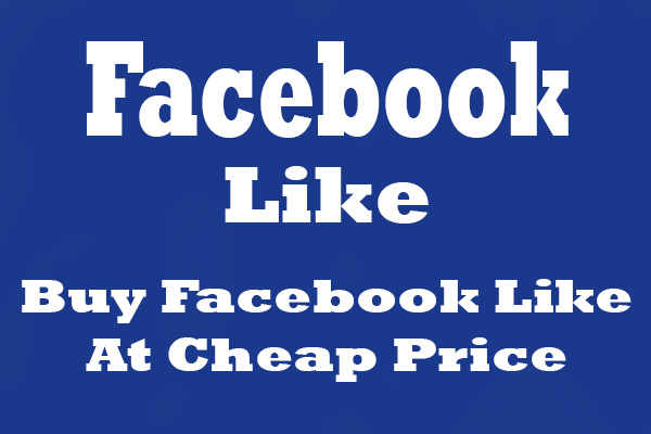 Buy Facebook Likes at Cheap Price