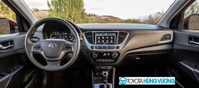 Hyundai Accent 2018: sedan hạng B có giá dưới 500 triệu anh 4