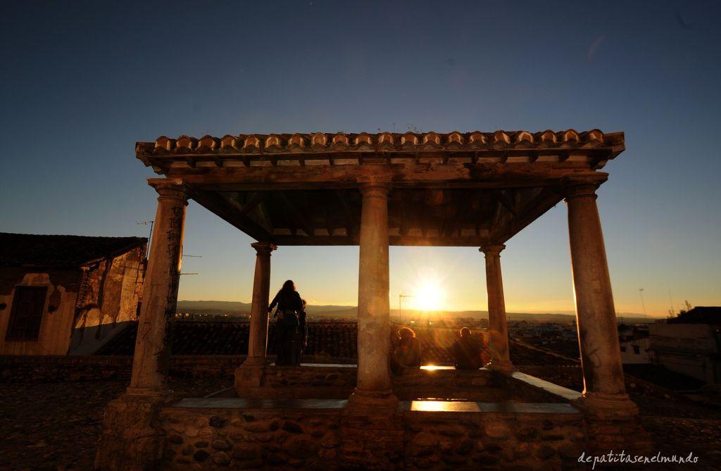 Mirador de la Placeta del Sol de Granada