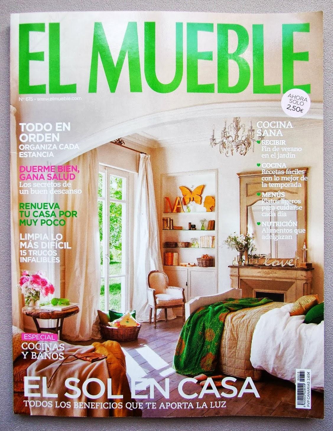 Decoestilo12 mi idea decorativa en la revista el mueble - El mueble es ...