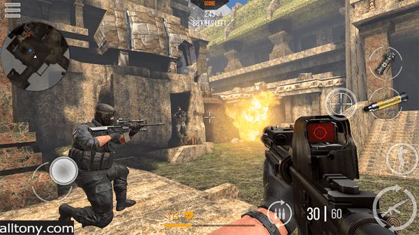 تحميل لعبة Modern Strike Online للأيفون والأندرويد XAPK التحديث الجديد