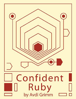 Confident Ruby front cover
