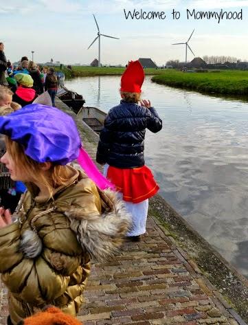 Sinterklaas (Saint Nicholas Day) in the Netherlands {Welcome to Mommyhood}