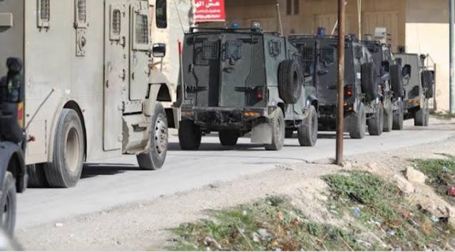 الاحتلال يشن حمله هدم فى الأغوار