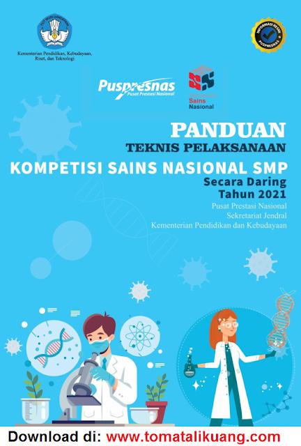 juknis silabus ksn smp tahun 2021 pdf tomatalikuang.com