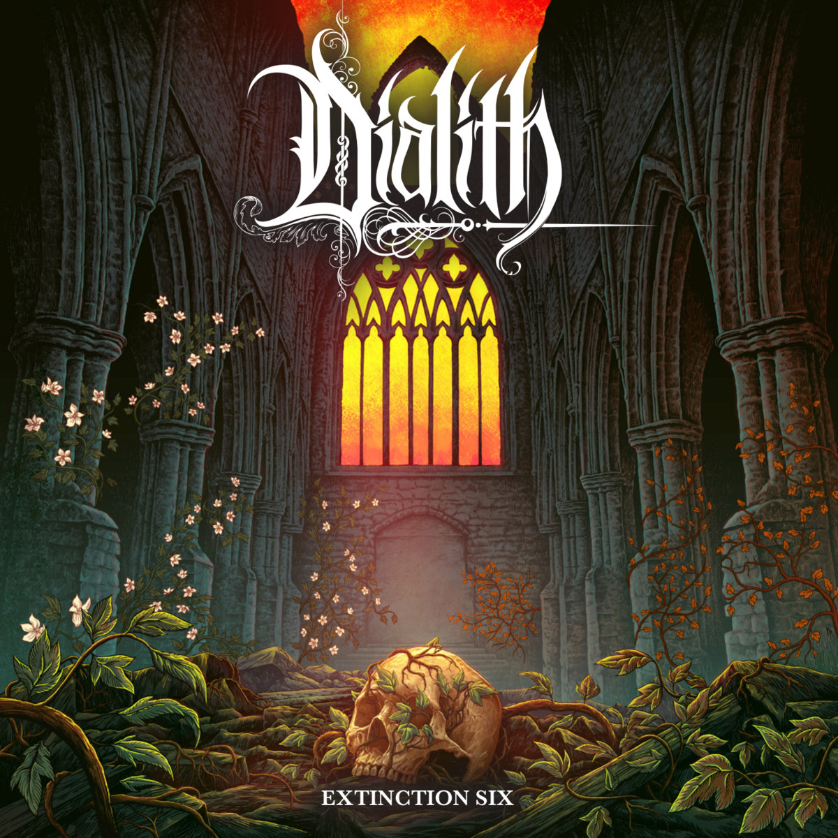 Track By Tracks: DIALITH - Extinction Six (2019) - Breathing The Core