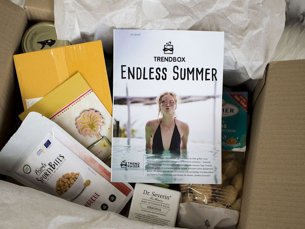 "TrendRaider Box ""Endless Summer"""