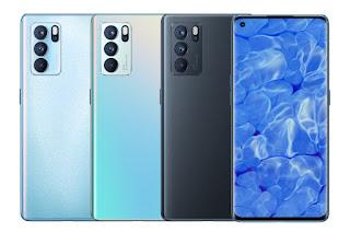 OPPO Reno6 Pro 5G smartphone specifications
