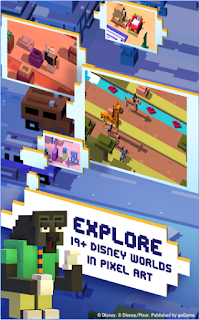 Game Disney Crossy Road SEA Apk