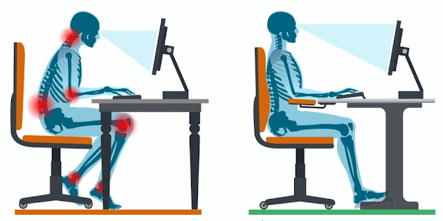 dica home office ergonomia