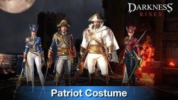 Darkness Rises Costumes